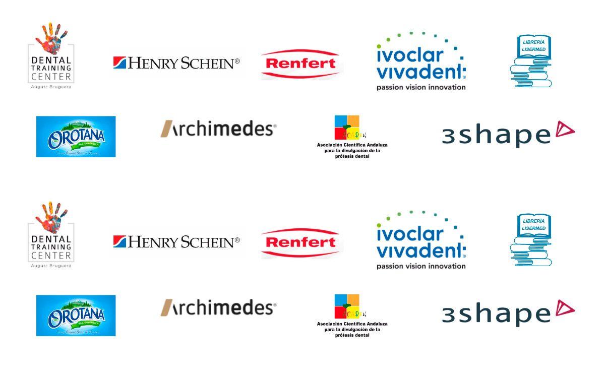 Logos colaboradores del evento
